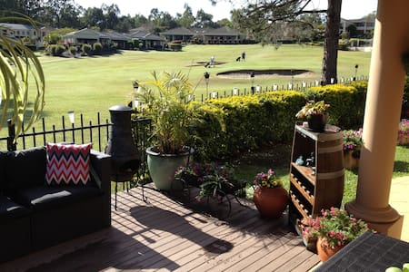 Golf Course Sanctuary - Coombabah