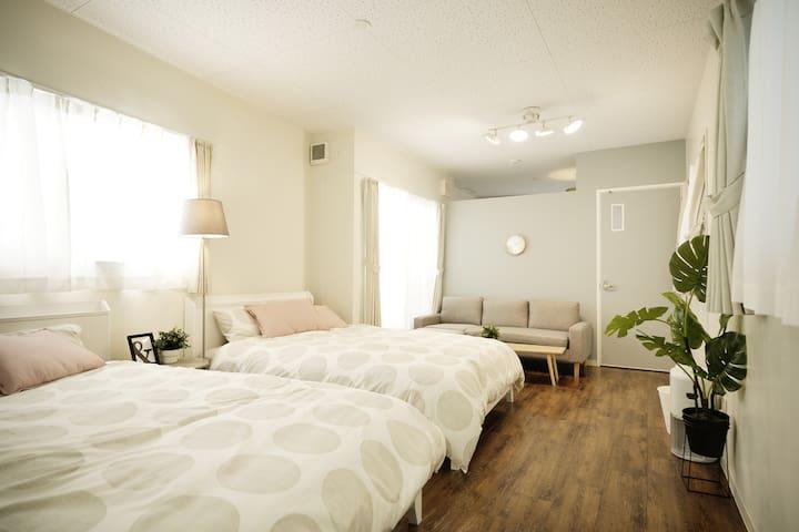 HOTEL TOMAS MAKISHI 301+401