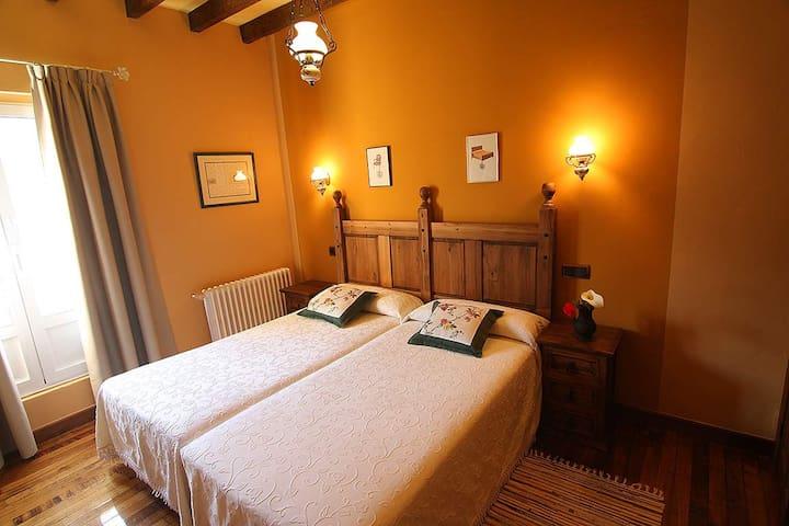 B&B La Casona de Sames-Luxury views 5 double rooms - Sames - Bed & Breakfast