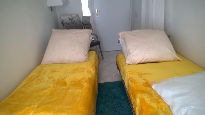 Zimmer 2 - In welchem Bett schläfst Du