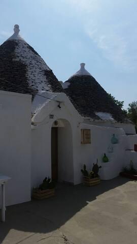 Trulli Pietro - Locorotondo - House