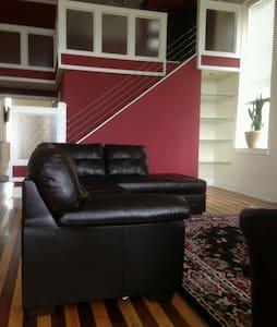 Renovated Manhattan Style Loft - Canandaigua