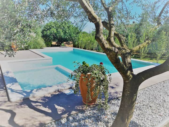 Ferienhaus  GORDANA 6-8 persons PRIVATE POOL 35m2
