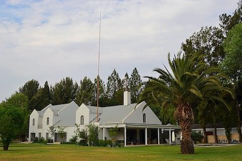 Luxuriöse Vaal River Family Villa