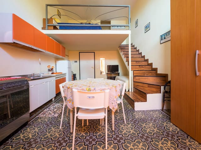 Centralissimo appartamento - Foggia - Leilighet