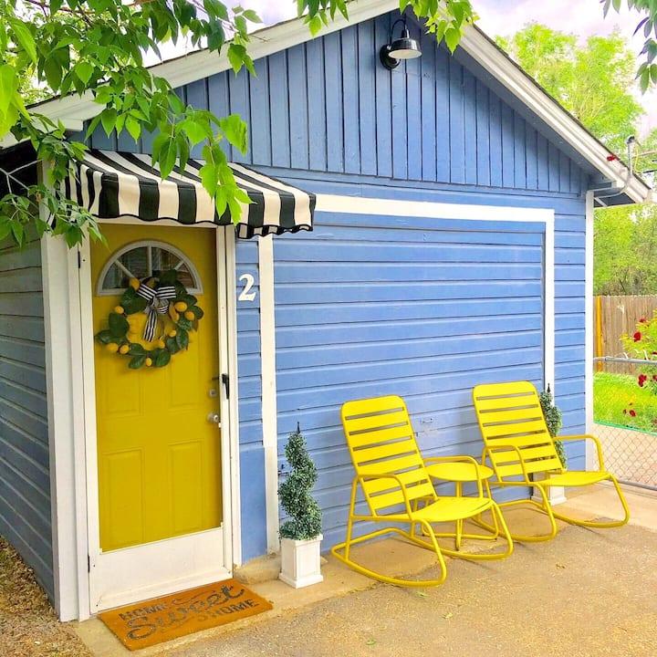 Boho Glam Carriage House / Tiny Home in Denver