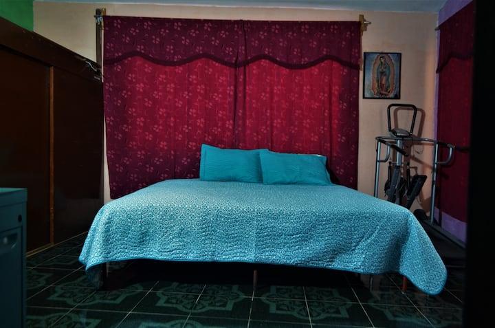 Cuarto o Habitación  en Ixmiquilpan