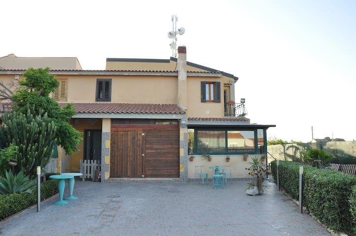 Villa Terrauzza in pieno relax - Fanusa - Villa