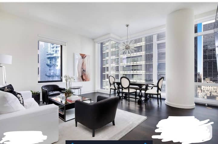 20 w 53Rd st full furnished 2BR