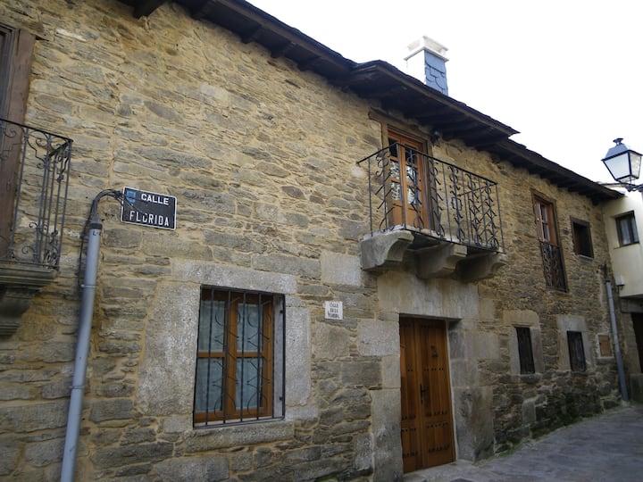 Casa Rural Los Cabritos de Tomás -Centro Histórico
