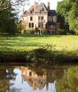 Château de Beauval, Lamotte Beuvron en Sologne - Lamotte-Beuvron - Castle - 1
