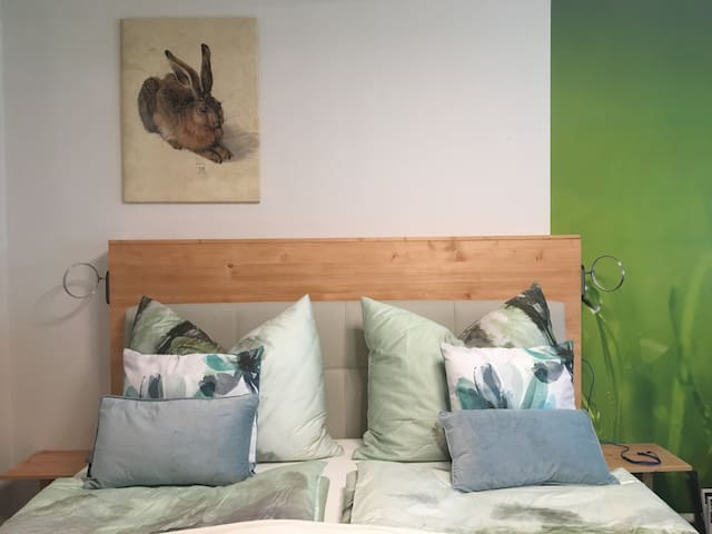 Comfortable stay for 2, near Schönbrunn and Zoo