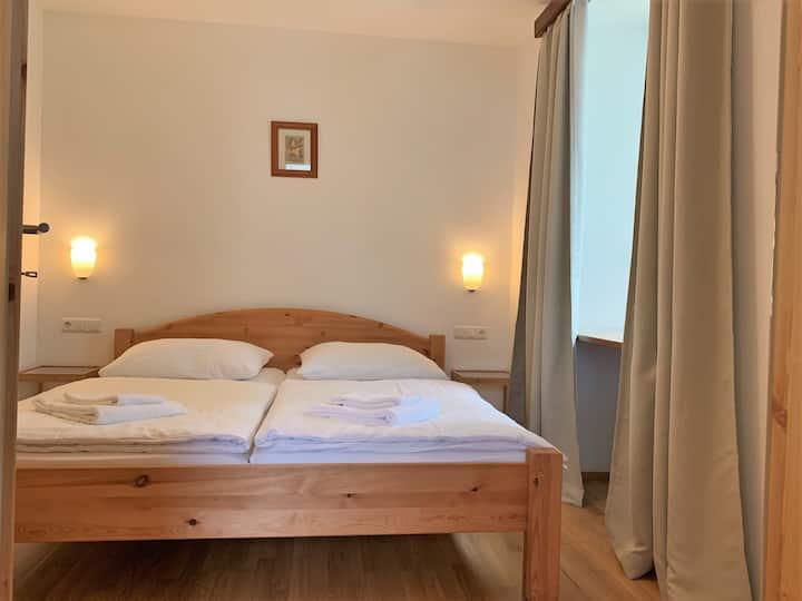 Cozy apartment for 3 persons near Hallstatt