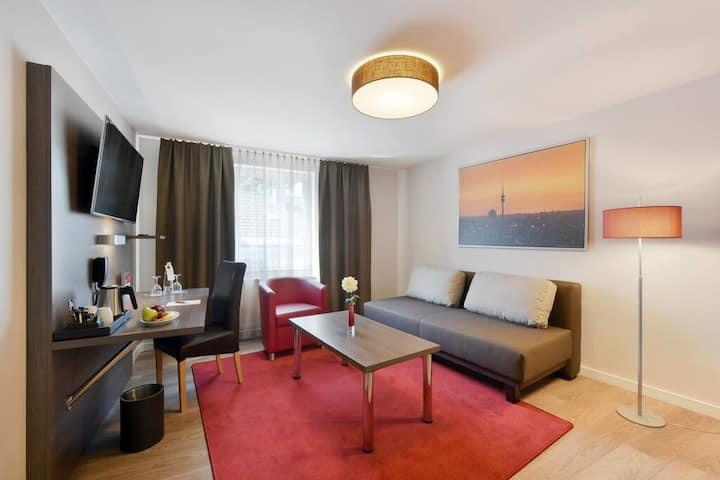 Gemütliches 2-Zimmer-Apartment in top City Lage