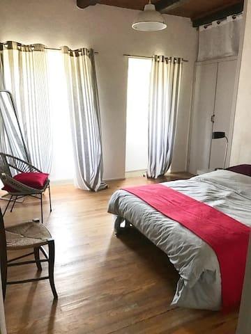 Appartement avec vue sur montagne