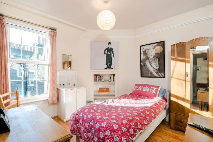 Comfy Single in Marylebone Village