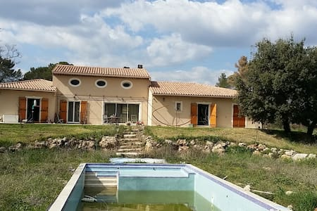 Room(s) or entire 300 m/sq villa - Trans-en-Provence