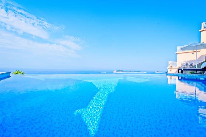 Stella Maris - Amazing sea view apartment, Cavtat