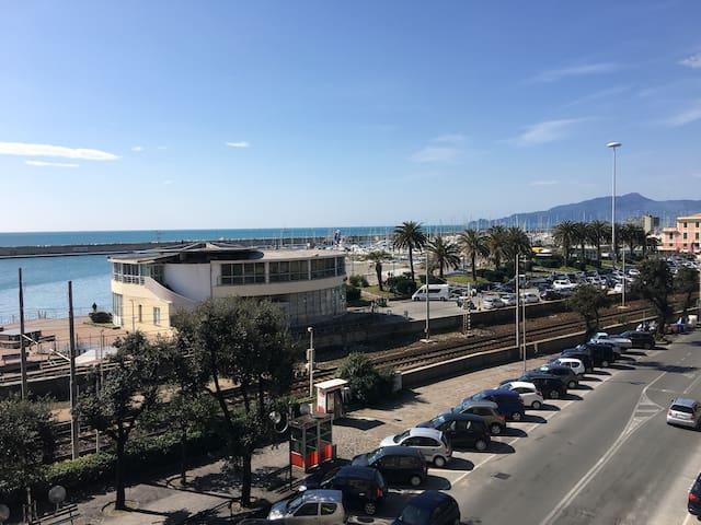 Appartamento vista mare stupenda - Lavagna - 公寓