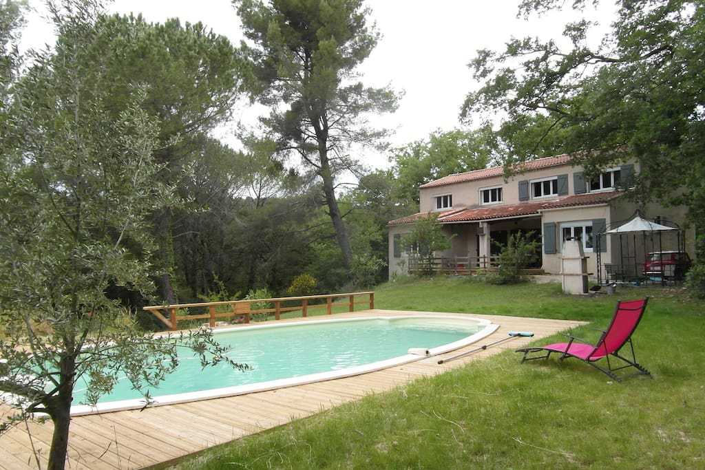 Maison en campagne 3km aix en pr ce houses for rent in - Bus salon de provence aix en provence ...