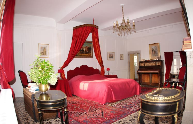 The Room in the Château