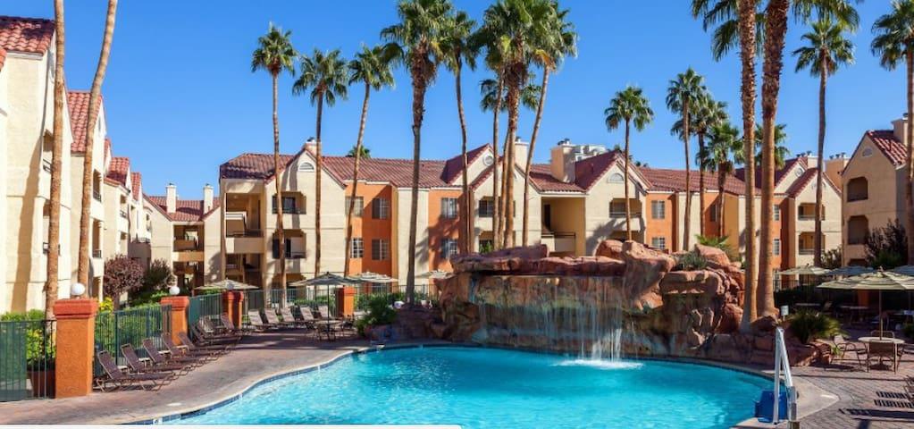 Family Friendly Las Vegas Resort Retreat - Las Vegas - Villa