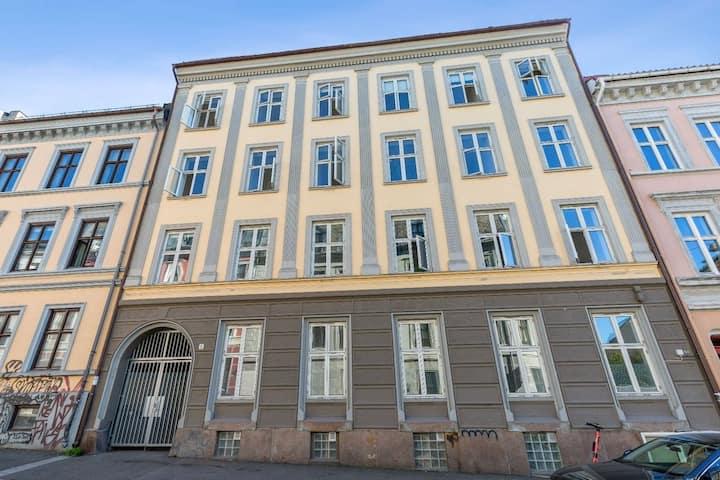 Urban Apartments St Hanshaugen Studio A201