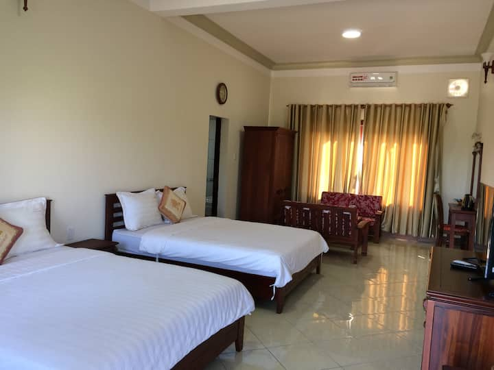 Familly room in nice resort - Ninh Chu beach