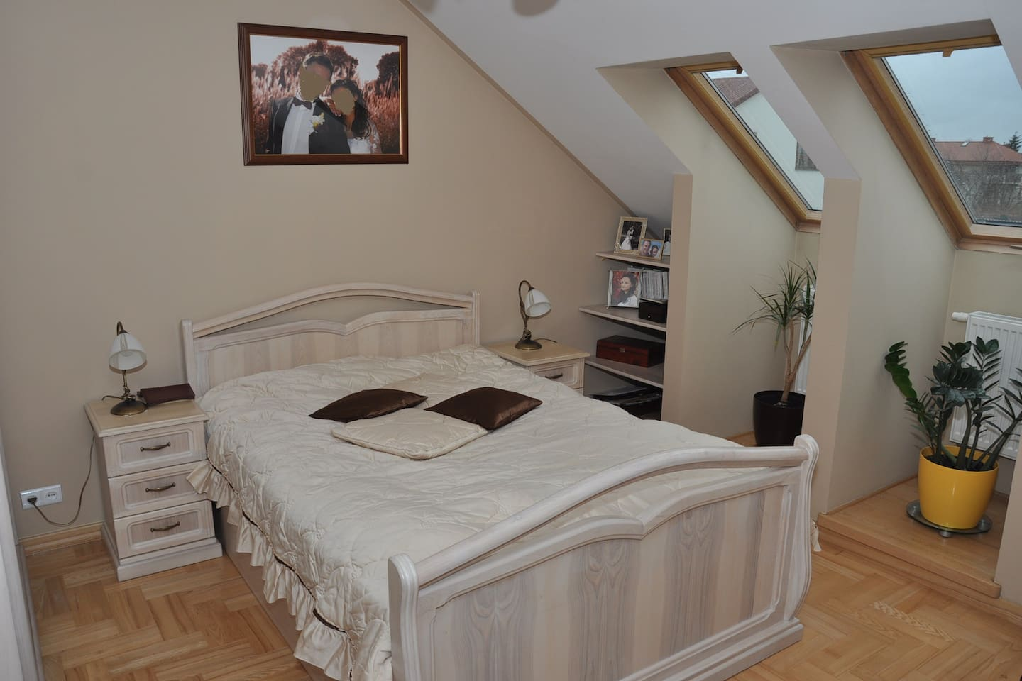 bed for 2 people 140x190