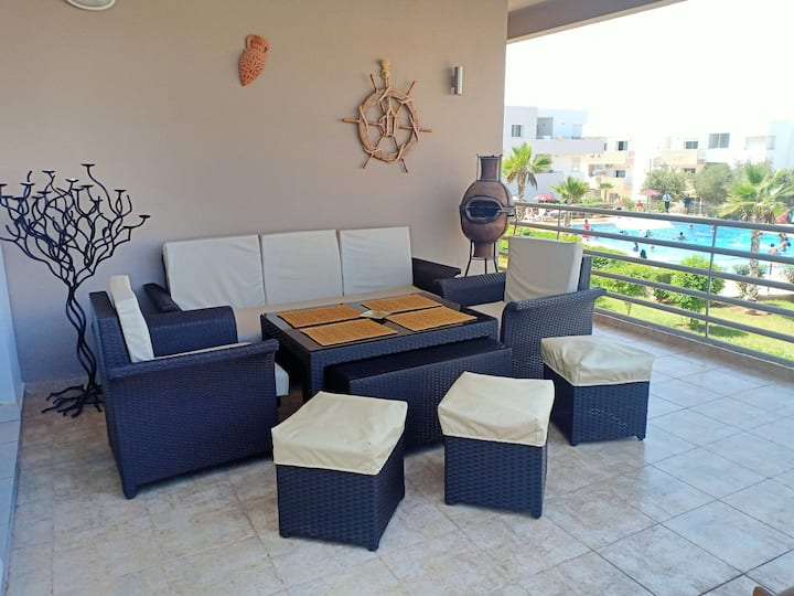 Appartement à Imi Ouadar région d'agadir