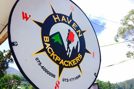 Haven backpackers
