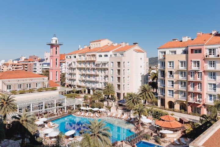 MELHOR VISTA Il Campanario Resort - MAR e PISCINA