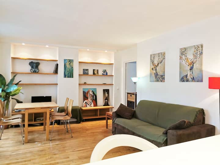 43m2 New decored apt SAINT PAUL Le Marais center