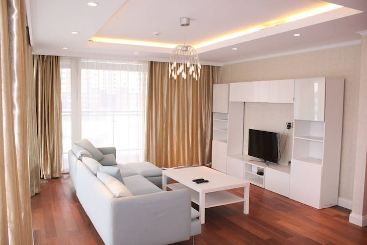 Modern luxury apartments for rent