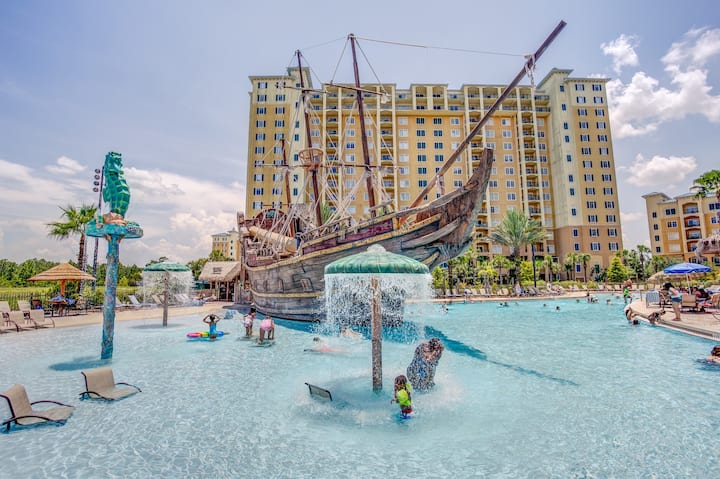 3 Bed Resort Condo with wonderful facilities