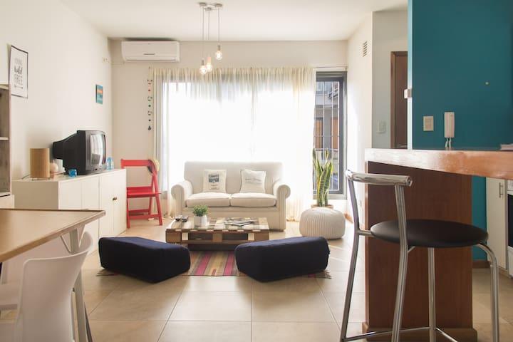 Apartamento 5ta sección mendoza - Mendoza - Apartemen