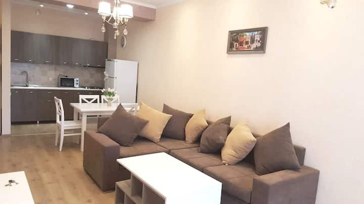 Приятная и уютная квартира/Nice and cozy apartment