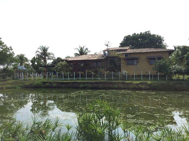 Casa de campo maravilhosa - Santo Estêvão - Casa de campo
