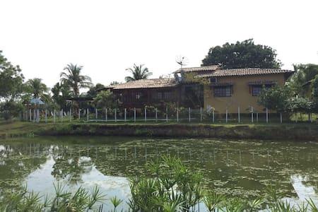 Casa de campo maravilhosa - Santo Estêvão