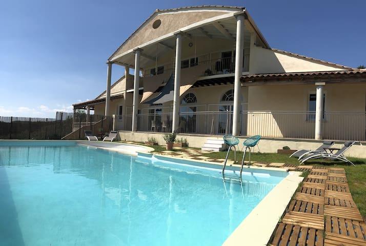 Villa Maussane les Alpilles, 7 chambres