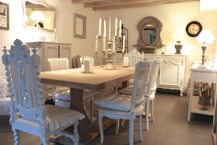 Bed & Breakfast proche du Futuroscope (Poitiers) - Villiers - เกสต์เฮาส์