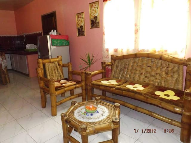100 Islands Home, czarina home - Alaminos City - Casa