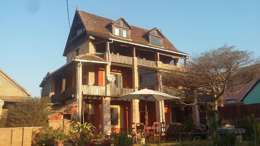 Hôtel ANJARA