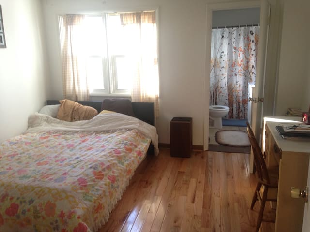Cozy private apartment in Ewing - Ewing Township - Appartement