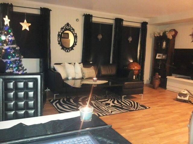 Linda - Vennesla - Apartmen
