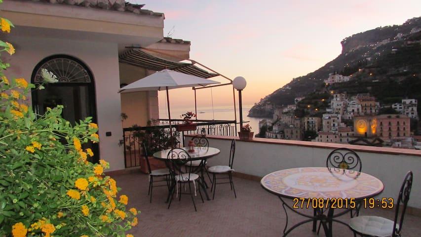La Ginestra wonderful sea view