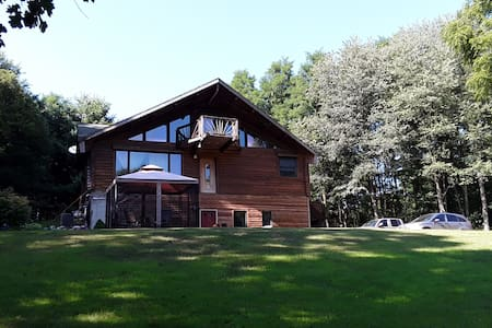 Nature Retreat in SW Michigan