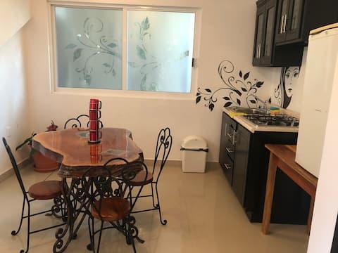 Dudila's alojamiento, planta baja