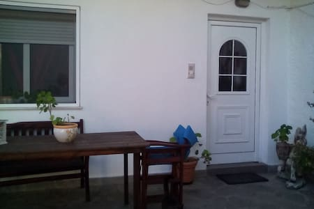 Family home in centre of town - Limenas Thassos - Huis