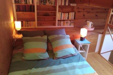 Chambre MYOSOTIS, chambre atypique - Crozon - Bed & Breakfast